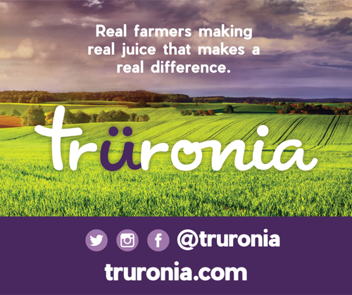 Truronia aronia berry juice