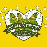 Double K Popcorn, From the Heart of the Sandhills, Valentine, Nebraska
