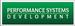 Performance Systems Development