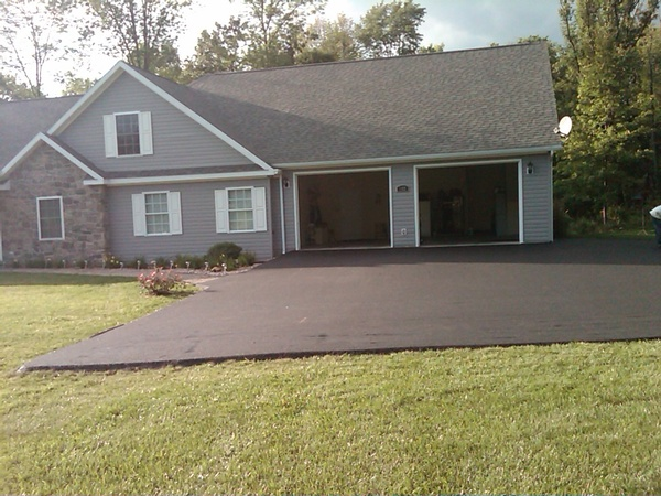 Residential Driveway - Mingoville, PA