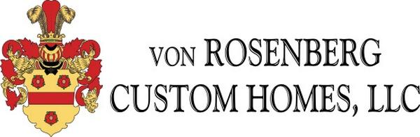 von Rosenberg Custom Homes LLC