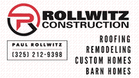 Rollwitz Building and Remodeling