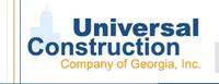 Universal Construction Co. Of GA. Inc.