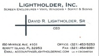 Lightholder, Inc.