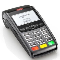 Ingenico All In One: IP Dial Accepts Visa MasterCard Amex Discover, EBT, Gift Loyalty Petro