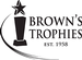 Brown's Trophies Inc.