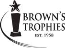 Brown's Trophies Inc.