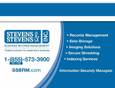 Stevens & Stevens Business Records Management