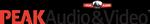 Peak Audio Video