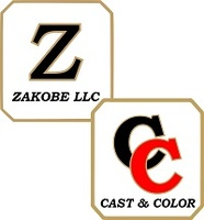 Cast & Color LLC / Zakobe LLC