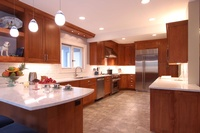 Circle Close Kitchen Remodel