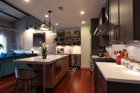Elmwood Avenue Kitchen Remodel