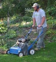 Natural & Organic Lawn Caare