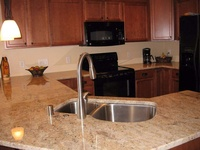Kitchen Ivory Gold
