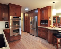 Universal Designed Kitchen
