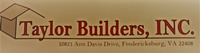 Taylor Builders, Inc.