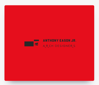 Anthony Eason Jr. Architectural Designers - Digital Architecture