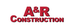 A & R Construction Inc