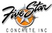 Five Star Concrete, Inc.