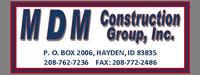 MDM Construction