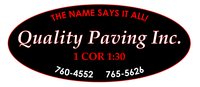 Quality Paving Inc.