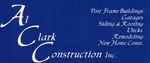 Al Clark Construction, Inc.