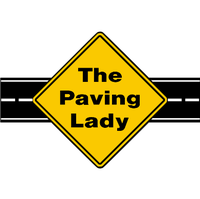 The Paving Lady