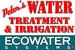 Peter's Water Treatment and Irrigation EcoWater Systems
