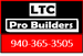LTC Professional Builders, Inc.
