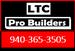 LTC Professional Builders, Inc.