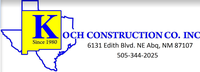 Koch Construction Co. Inc.