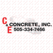 C & E Concrete Inc.