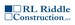 RL Riddle Construction, LLC