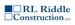 RL Riddle Construction, LLC