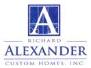 Richard Alexander Custom Homes, Inc.