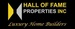 Hall of Fame Properties, Inc.
