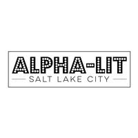 Alpha-lit Salt Lake City