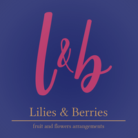 Lilies and berries
