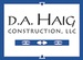 D.A. Haig Construction,  LLC