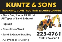 Kuntz & Sons Construction