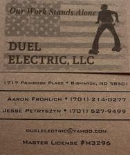 Duel Electric, LLC