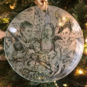 Picture of Lewis & Clark Ornament