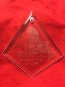 Picture of  Yankton College Observatory Ornament