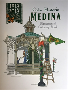 Picture of Bicentennial Coloring Book