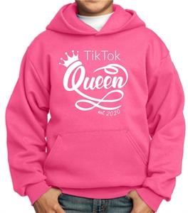 Picture of TikTok Queen Hoodie
