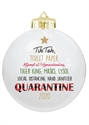 Picture of Quarantine 2020 Ornament