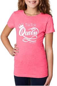 Picture of TikTok Queen T-Shirt