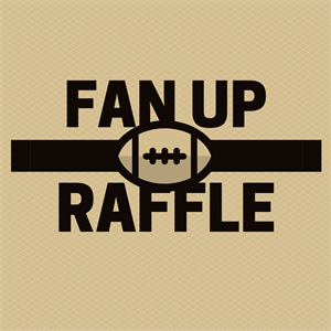 Picture of Fan Up Raffle Ticket