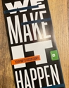Picture of We Make It Happen Hudson County Map
