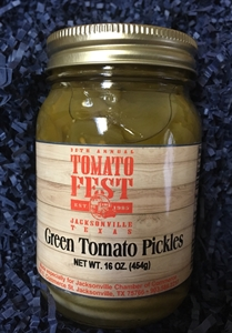 Picture of Green Tomato Pickles